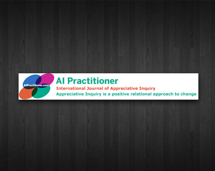 Editor of a Special Journal issue: AI practitioner