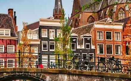 Oportunidade de estudos na Holanda