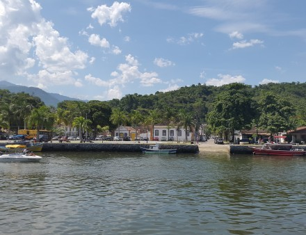 Summer time in Brazil – Paraty