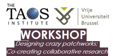 Designing crazy patchworks: Co-creating collaborative research