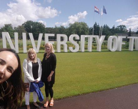 Phd defenses University of Twente, The Netherlands