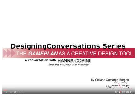 Designing Conversations: GamePlan as a creative design tool