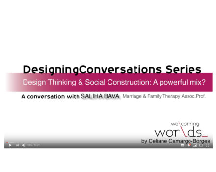 Designing Conversations: Design and Social Construction
