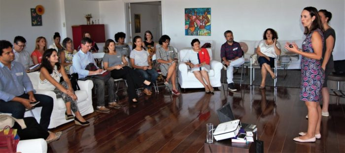 Innovation Games workshop at the Dutch embassy in Brazil