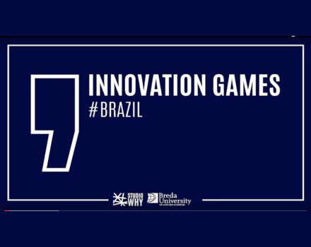 Innovation Games in Brazil – Creative Placemaking