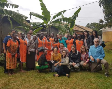 Collaborative Design Research in Uganda: Strengthening Health & Health Services