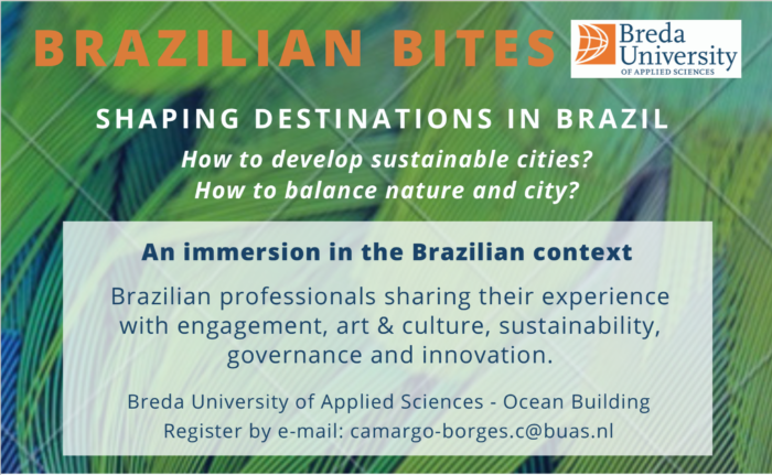 Brazilian Bites: Cross-cultural and knowledge exchange between Brazil and The Netherlands