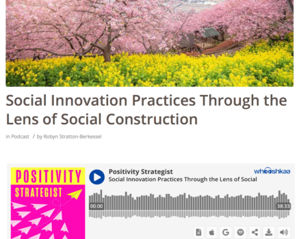 Podcast on innovation practices in the field of Social Construction