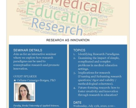 Workshop – Research as Innovation